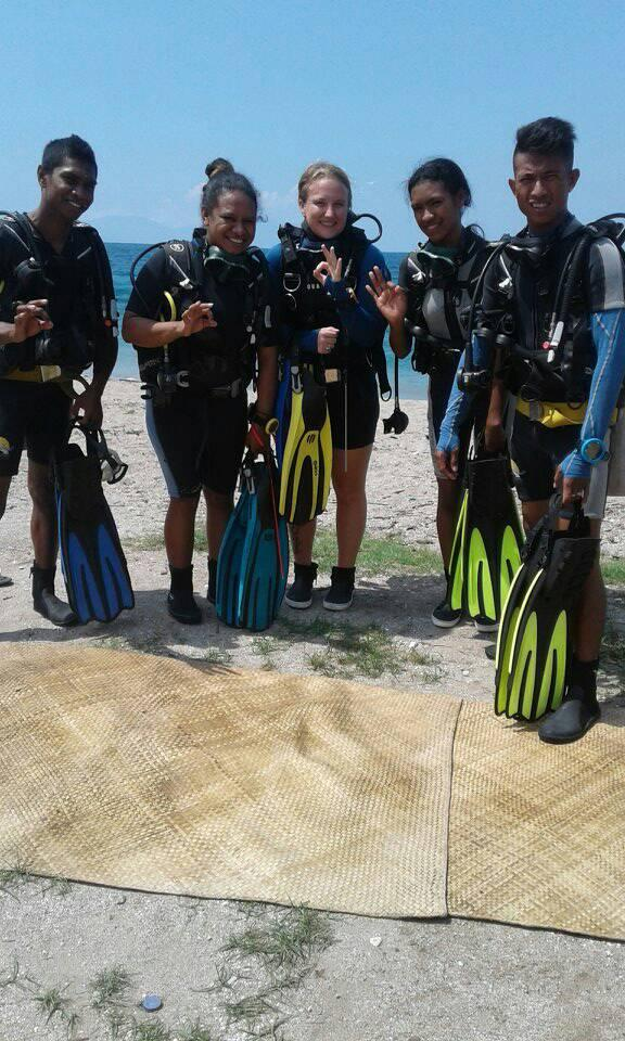 Timorese open water