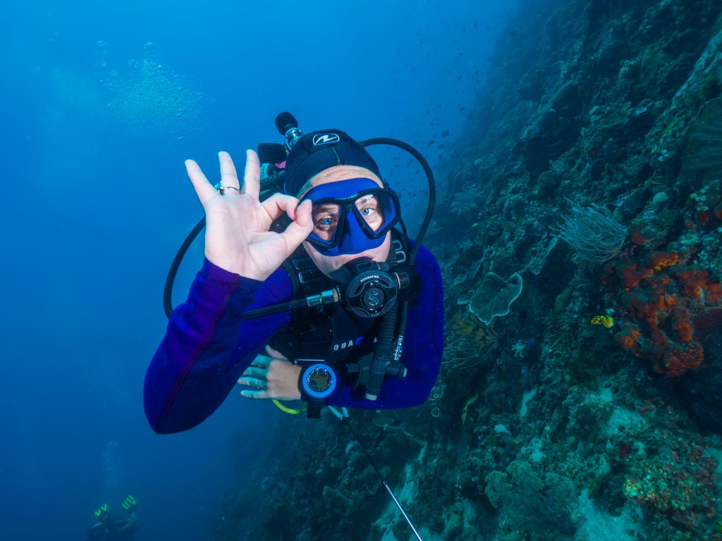 okay diver